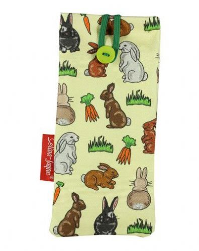 Selina-Jayne Rabbits Limited Edition Designer Soft Glasses Case